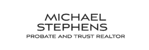 Marketing logo Michael Stephens-Probate and trust realtor 1-15-2021
