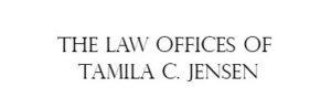 Tamila Jensen logo