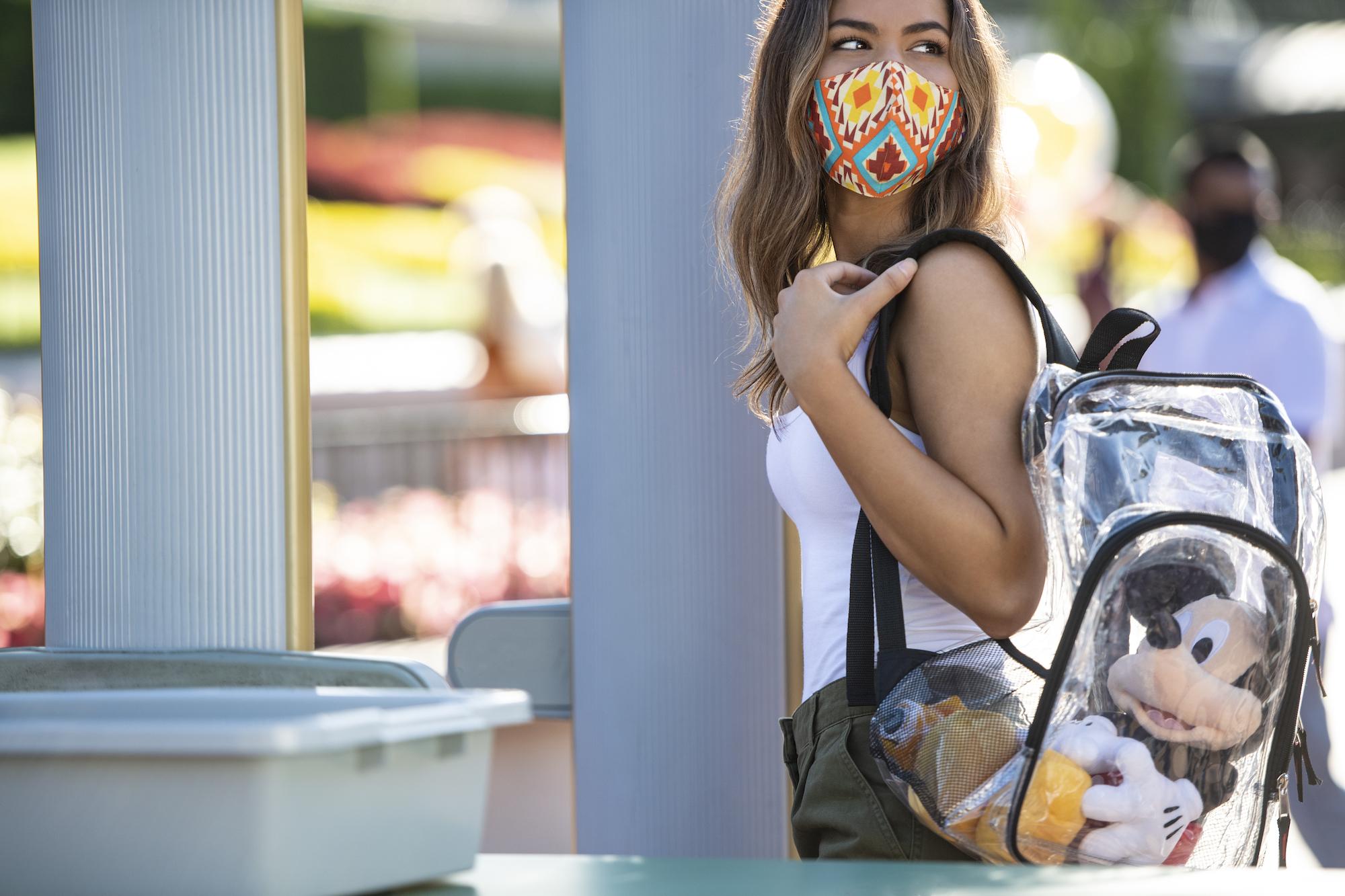 woman-mask-and-bag-mickey